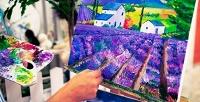 Посещение арт-вечеринки для одного или двоих впроекте ArtistNight. <b>Скидкадо53%</b>