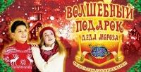 Билет нановогоднее цирковое шоу «Волшебный подарок Деда Мороза» скомпанией «Цирк чудес». <b>Скидка50%</b>