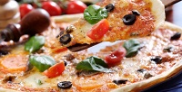 Большая пицца навыбор вслужбе доставки «Додо Пицца». <b>Скидка50%</b>