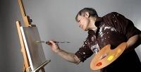 Мастер-класс поправополушарному обучению «Интуитивное рисование» варт-студии «Открытие». <b>Скидкадо67%</b>