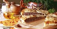 1или 3заказа осетинских пирогов вслужбе доставки «Аладжин». <b>Скидка50%</b>