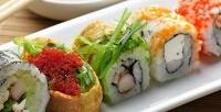 Заказ роллов исетов вресторане доставки «Студия Sushi». <b>Скидка50%</b>