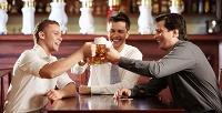 Пивная вечеринка для компании сбезлимитным пивом вресторане Forte-Piano. <b>Скидкадо52%</b>