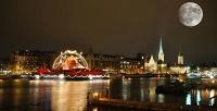 Билет на праздничную елку «Новогодние приключения на корабле Деда Мороза» с развлекательной программой и подарком на теплоходе класса люкс. <b>Скидка50%</b>