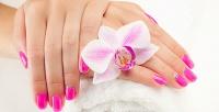 Маникюр, педикюр, покрытие навыбор, наращивание ногтей идругие услуги всалоне красоты «Зеркало». <b>Скидкадо85%</b>
