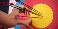 Стрельба излука, арбалета ипневматического оружия втире «Робин Гуд». <b>Скидкадо53%</b>