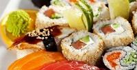 Всё меню без ограничения суммы чека вслужбе доставки «XL-суши». <b>Скидка50%</b>