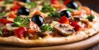 2или 4любые пиццы диаметром 33см всети кафе «Ариба Пицца». <b>Скидка до53%</b>