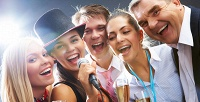 Новогодние корпоративы в клубе Irish Pub & Karaoke. <b>Скидкадо57%</b>