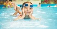 Уроки плавания для детей до8лет или попрограмме «Мама ималыш» вбассейне «Эврика». <b>Скидка54%</b>