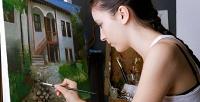 Экспресс-курсы поприкладному творчеству или изобразительному искусству вшколе «Пальмира-Арт». <b>Скидкадо86%</b>