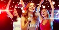 Шоу-программа спраздничным столом, караоке иразвлечениями вкараоке-клубе Shizgara.<b> Скидка50%</b>