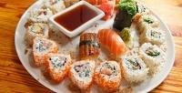 Всё меню или суши-сет навыбор вслужбе доставки «Палки вруки». <b>Скидкадо60%</b>