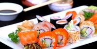 Все суши, роллы ипицца без ограничения суммы чека вкафе 2B. <b>Скидка50%</b>
