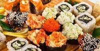 Все суши, роллы, суши-сеты ипицца изменю отслужбы доставки «Гейша». <b>Скидка60%</b>