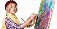 Посещение мастер-класса порисованию встудии живописи Art Studio Anna RA. <b>Скидка до73%</b>