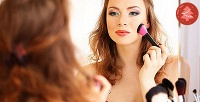 Курс «Сама себе визажист» к 8 марта для одного или двоих в«Академии красоты».<b> Скидкадо91%</b>