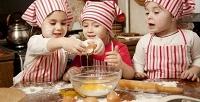 Детские кулинарные мастер-классы вресторане LaCulla.<b> Скидкадо52%</b>