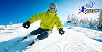 Посещение экстрим-парка «Фристайл». Катание натюбинге, горных лыжах или сноуборде, абонемент «Горнолыжный день». <b>Скидка50%</b>