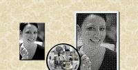 Создание фотокартины изсотен персональных фотографий в студии «99кадров». <b>Скидкадо70%</b>