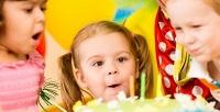 Детский день рождения сразвлекательной программой вдетском центре «Песочный Замок». <strong>Скидка50%</strong>