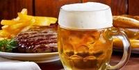 Пивное застолье сзакусками длякомпании впивном ресторане «Хмельная №1». <strong>Скидка50%</strong>