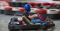 2 заезда для одного или двоих на крытом картодроме Olymp Karting. <b>Скидка51%</b>