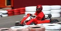 2 заезда для одного или двоих на крытом картодроме Olymp Karting. <b>Скидка50%</b>