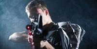 Лазертаг с арендой оружия для одного или компании до16человек в клубе «Фиеста». <b>Скидкадо66%</b>