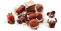 Шоколадные изделия ручной работы компании «Музей Шоколада». <b>Скидкадо72%</b>