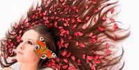 Стрижка, окрашивание идругие процедуры для волос встудии красоты «Кристина». <b>Скидкадо69%</b>