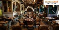Всё меню, барная карта иподарок вресторане «Раdио сити Bar &Kitchen». <b>Скидка50%</b>