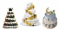 Торт изкаталога или пособственному эскизу вкондитерском доме Fleurie.<b> Скидка50%</b>