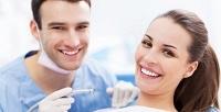 УЗ-чистка зубов, процедура Air Flow, лечебно-профилактическое отбеливание в центре «Морион Мед Маркет». <b>Скидкадо78%</b>