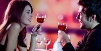 Романтический ужин для двоих вресторане «Седьмое небо». <b>Скидка51%</b>
