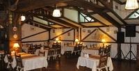 Любые блюда и напитки в ресторане «Старая мансарда». <b>Скидка50%</b>