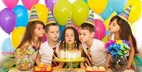 Детский день рождения нааттракционах нового поколения вBoomers. <b>Скидка50%</b>