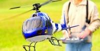 Радиоуправляемая модель вертолета навыбор. <b>Скидкадо59%</b>