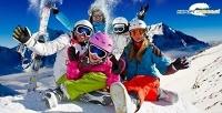 Безлимитный скипасс вбудни или выходные вгорнолыжном курорте «Снежный». <b>Скидкадо61%</b>
