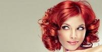 Авторская стрижка, капиллярное лечение волос идругие услуги всалоне красоты Vis aVis. <b>Скидкадо72%</b>