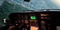 Воздушная экскурсия на самолете Cessna 172 в компании «Летай с нами». <b>Скидкадо52%</b>