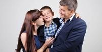 Семейная, детская или индивидуальная фотосессия вфотоателье «Родные лица». <b>Скидка70%</b>