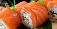 Сет «Компанейский», «Легкий» или «Бомба» вслужбе доставки японской кухни «Суши Сити». <b>Скидка60%</b>