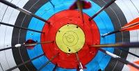 Стрельба из лука, арбалета и пневматического оружия в тире Sniper-gun. <b>Скидкадо54%</b>