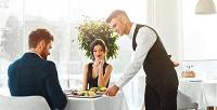 Романтический ужин надвоих, дружеский ужин для компании из4или 6человек вкафе-ресторане «Гурман+». <b>Скидкадо58%</b>
