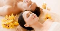 Спа-программа навыбор для одного или двоих всалоне массажа «Золотой лотос». <b>Скидкадо75%</b>