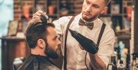 Мужская или женская стрижка, окрашивание втон, процедура «Ботокс для волос» всалоне красоты Bravissimo. <b>Скидкадо84%</b>