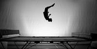 1, 2 или 3 часа свободных прыжков в батутно-акробатическом центре «Сальто». <b>Скидкадо54%</b>