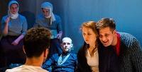 Билет наспектакль «Песнь про купца Калашникова» втеатре «Компас». <b>Скидка50%</b>