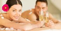 Романтическое спа-свидание укамина при свечах всалоне красоты «Скульптор». <b>Скидка75%</b>